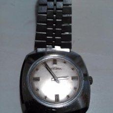 Relojes de pulsera: RELOJ A CUERDA DOGMA FUNCIONANDO . Lote 70584857