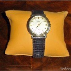 Relojes de pulsera: LONGINES - CHAPADO ORO 10K GOLD FILLED MEN'S WATCH - (1950'S) FUNCIONANDO PERFECTAMENTE. Lote 71050289