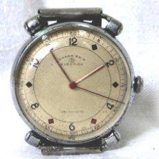Relojes de pulsera: ANTIGUO RELOJ ELECTION GRAND PRIX WATCH SEGUNDERO CENTRAL 15 JEWELS CALIBRE 645S FUNCIONA PERFECTO. Lote 115463990