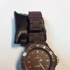Relojes de pulsera: RELOJ MUÑECA NOWLEY B2991 ( AUN CON LOS PLASTICOS). Lote 71409899
