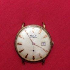 Relojes de pulsera: RELOJ TECHNOS ANTIMAGNETIC CUERDA. Lote 72002171