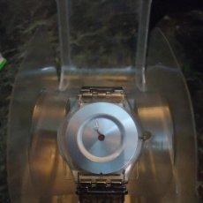 Relojes de pulsera: RELOJ SWATCH SKIN SILVER MESH CAJA EN ACERO INOXIDABLE Y PULSERA EN PLATA DE LEY 925. Lote 72177483