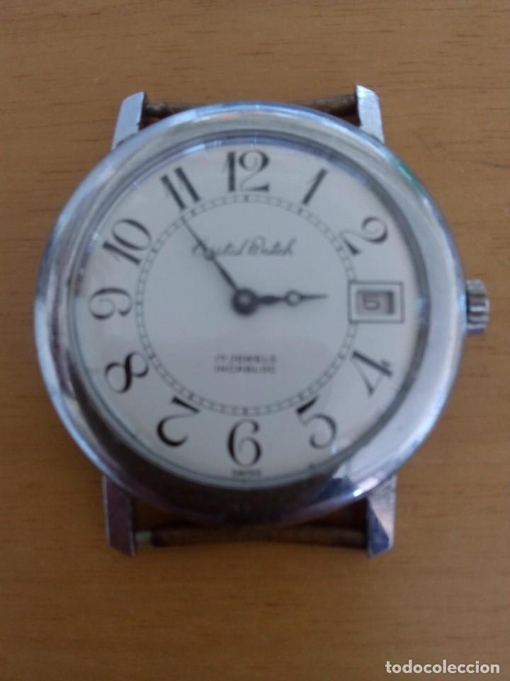 BONITO Y ELEGANTE RELOJ CRISTAL WATCH (Relojes - Pulsera Carga Manual)