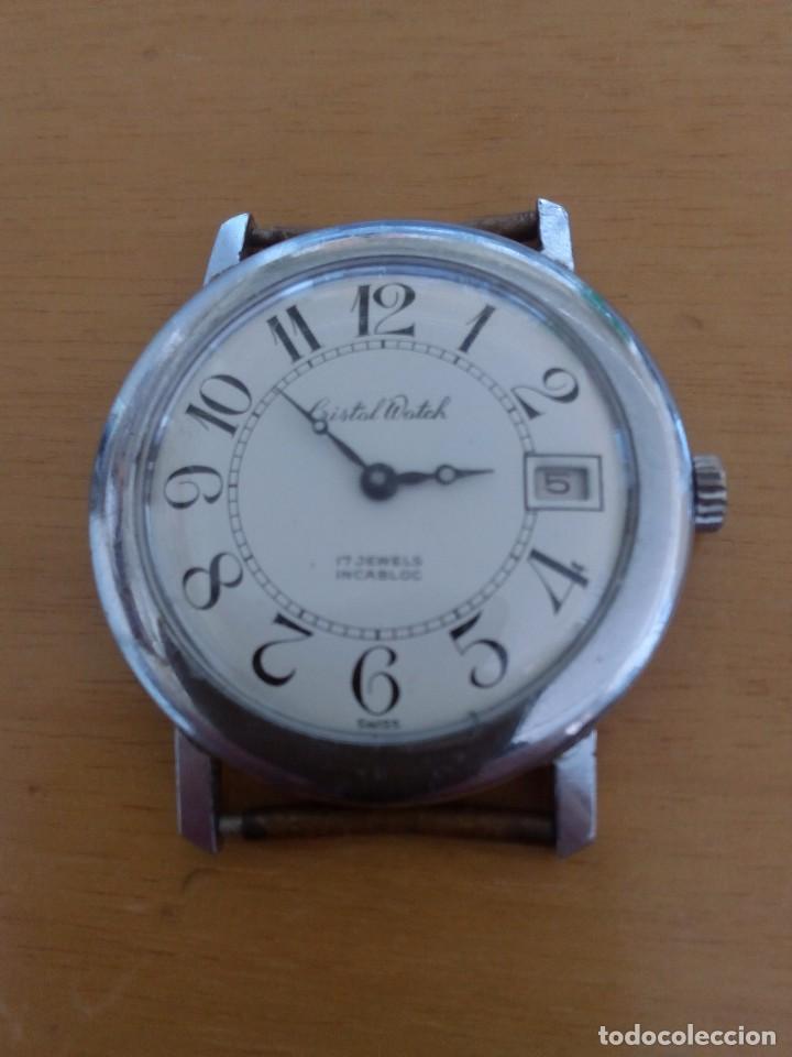 Relojes de pulsera: Bonito y elegante reloj Cristal Watch - Foto 4 - 159013744