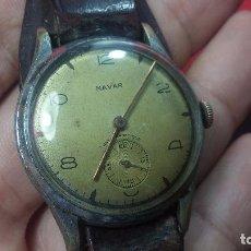 Relojes de pulsera: ANTIGUO RELOJ NAVAR ONZA DE PASADORES FIJOS, AÑOS 30. Lote 51513991