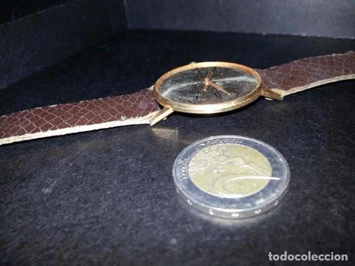 Unico Reloj Ruso Luch Cccp Enchapado Oro 20 Comprar