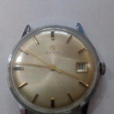 Relojes de pulsera: RELOJ CYMA. Lote 73947615