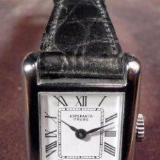 Relojes de pulsera: ESPERANTO DE SEÑORA 17 RUBIS (NOS = NEW OLD STOCK)-ENVIO GRATUITO PARA ESPAÑA (PENINSULA). Lote 73987031