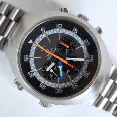 Relojes de pulsera: RELOJ OMEGA FLIGHTMASTER 1975 REF: ST145.036. Lote 74453103