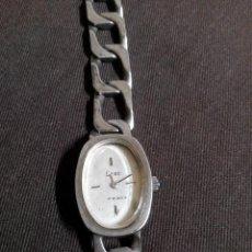 Relojes de pulsera: RELOJ DE PLATA DE LA MARCA LOVE. Lote 74994059