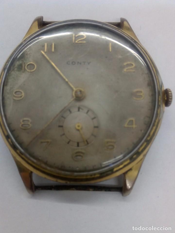 RELOJ CONTY (Relojes - Pulsera Carga Manual)