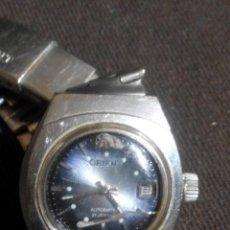 Relojes de pulsera: RELOJ ORIENT EN FUNCIONAMIENTO. Lote 75641155