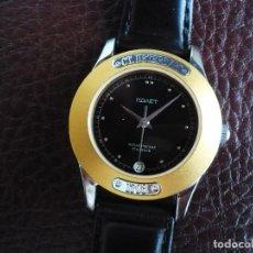Relojes de pulsera: POLJOT RUSIA SANKT PETERSBURGO 1703 - 17 RUBIES, BISEL DORADO OLD STOCK, NUEVOS SIN USAR. Lote 75790727