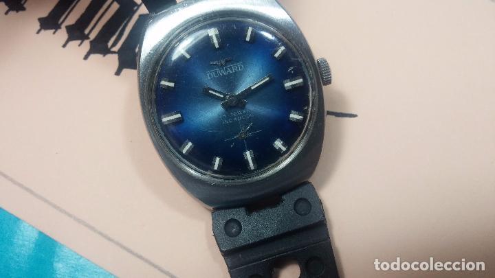 Relojes de pulsera: DOS BOTITOS RELOJ O RELOJES, 2 FANTÁSTICOS CLÁSICOS DE CUERDA DE LOS 70, uno adelanta y otro atrasa - Foto 8 - 75942227