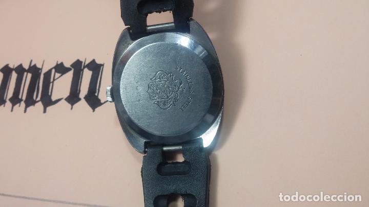 Relojes de pulsera: DOS BOTITOS RELOJ O RELOJES, 2 FANTÁSTICOS CLÁSICOS DE CUERDA DE LOS 70, uno adelanta y otro atrasa - Foto 12 - 75942227