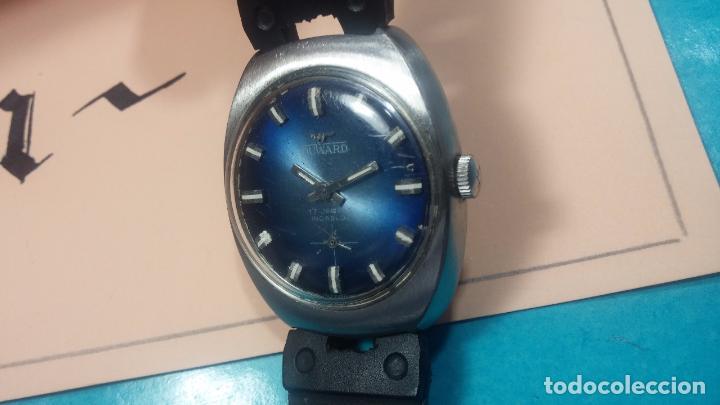 Relojes de pulsera: DOS BOTITOS RELOJ O RELOJES, 2 FANTÁSTICOS CLÁSICOS DE CUERDA DE LOS 70, uno adelanta y otro atrasa - Foto 14 - 75942227