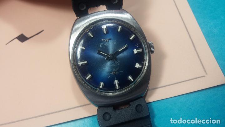 Relojes de pulsera: DOS BOTITOS RELOJ O RELOJES, 2 FANTÁSTICOS CLÁSICOS DE CUERDA DE LOS 70, uno adelanta y otro atrasa - Foto 15 - 75942227