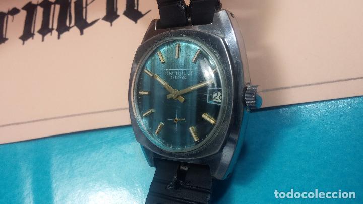 Relojes de pulsera: DOS BOTITOS RELOJ O RELOJES, 2 FANTÁSTICOS CLÁSICOS DE CUERDA DE LOS 70, uno adelanta y otro atrasa - Foto 20 - 75942227