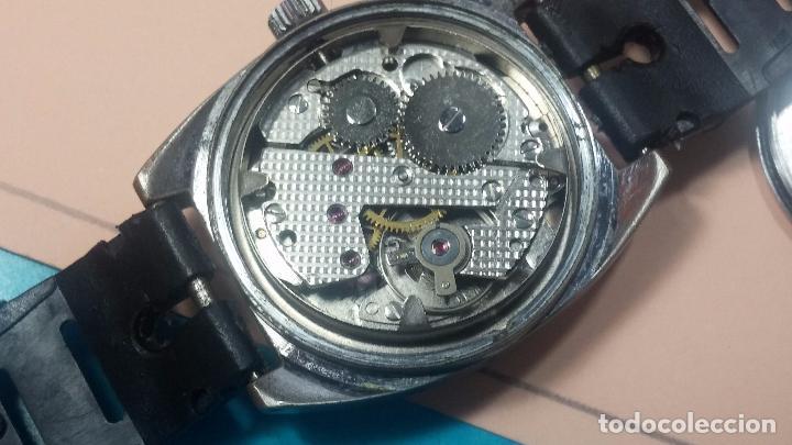 Relojes de pulsera: DOS BOTITOS RELOJ O RELOJES, 2 FANTÁSTICOS CLÁSICOS DE CUERDA DE LOS 70, uno adelanta y otro atrasa - Foto 24 - 75942227