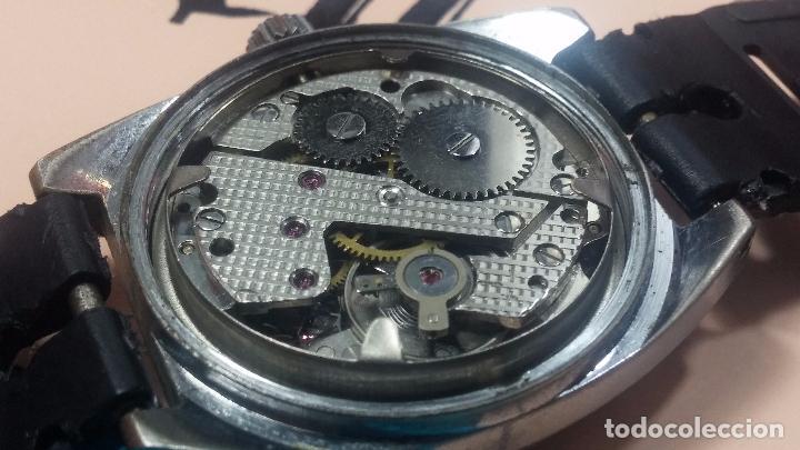Relojes de pulsera: DOS BOTITOS RELOJ O RELOJES, 2 FANTÁSTICOS CLÁSICOS DE CUERDA DE LOS 70, uno adelanta y otro atrasa - Foto 25 - 75942227