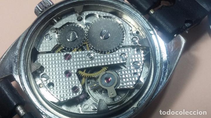 Relojes de pulsera: DOS BOTITOS RELOJ O RELOJES, 2 FANTÁSTICOS CLÁSICOS DE CUERDA DE LOS 70, uno adelanta y otro atrasa - Foto 26 - 75942227