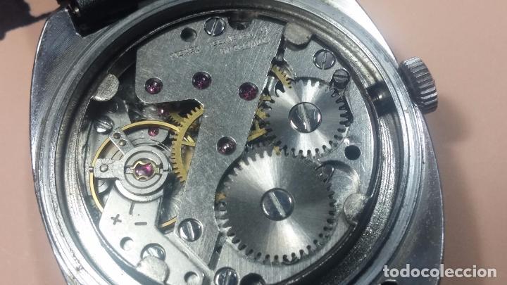 Relojes de pulsera: DOS BOTITOS RELOJ O RELOJES, 2 FANTÁSTICOS CLÁSICOS DE CUERDA DE LOS 70, uno adelanta y otro atrasa - Foto 27 - 75942227