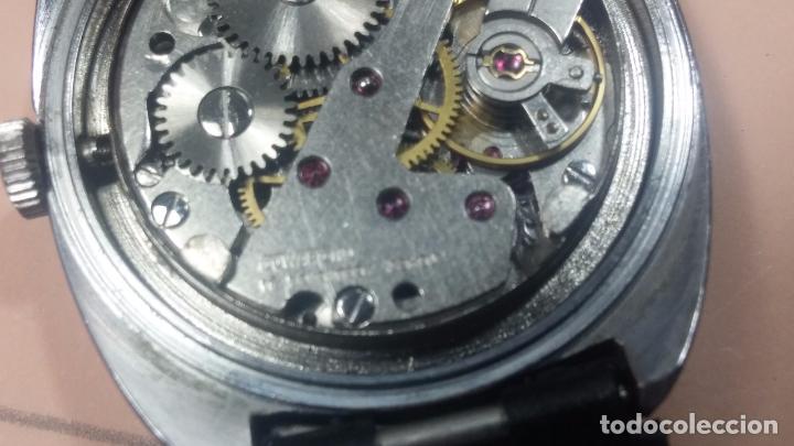 Relojes de pulsera: DOS BOTITOS RELOJ O RELOJES, 2 FANTÁSTICOS CLÁSICOS DE CUERDA DE LOS 70, uno adelanta y otro atrasa - Foto 28 - 75942227