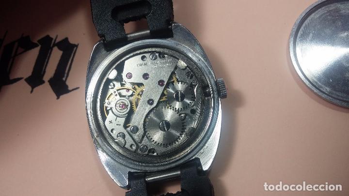 Relojes de pulsera: DOS BOTITOS RELOJ O RELOJES, 2 FANTÁSTICOS CLÁSICOS DE CUERDA DE LOS 70, uno adelanta y otro atrasa - Foto 29 - 75942227