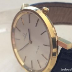 Relojes de pulsera: OMEGA DEVILLE ORO CUERDA MANUAL, RELOJ DE SEÑORA OMEGA DE ORO EN PERFECTO ESTADO. Lote 75989827
