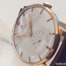 Relojes de pulsera: OMEGA TRESOR ORO ROSA 18K CAJA 36 MM. Lote 75990871