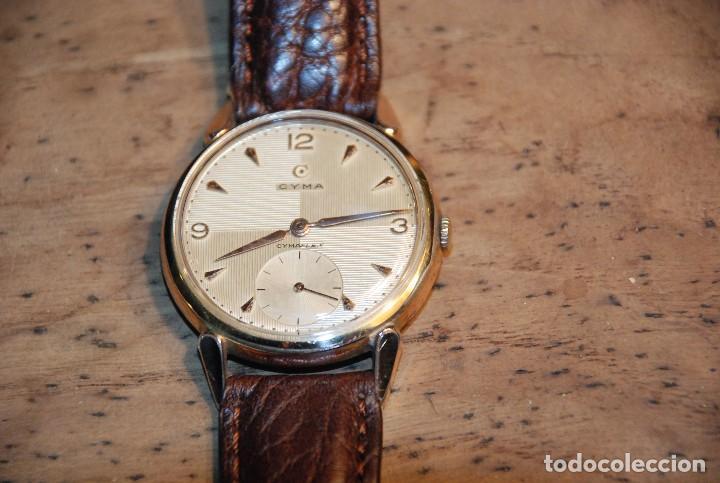 PRECIOSO RELOJ CYMA CARGA MANUAL (Relojes - Pulsera Carga Manual)