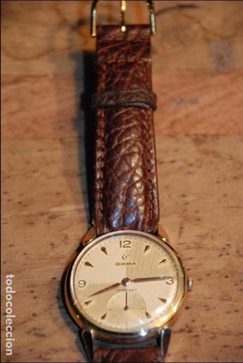 Relojes de pulsera: PRECIOSO RELOJ CYMA CARGA MANUAL - Foto 5 - 121967539