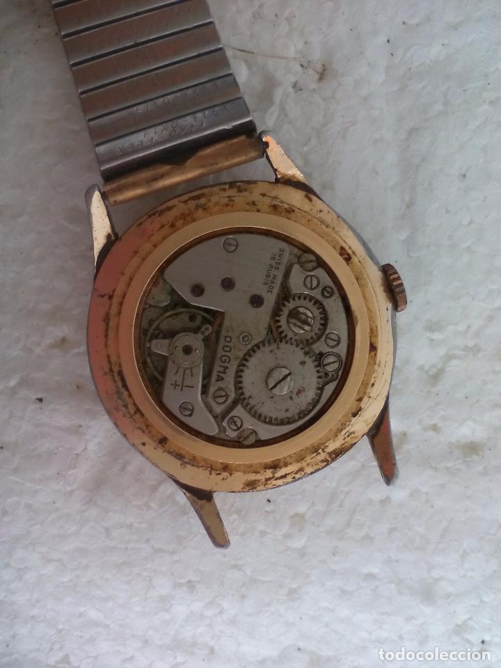 Relojes de pulsera: Dogma Prima Ancre 15 Rubis. Ancre Made in Swiss. Reloj de pulsera. para piezas - Foto 3 - 76555047