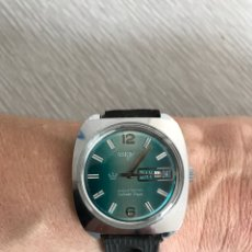Relojes de pulsera: RELOJ ASEIKON. FUNCIONA. Lote 77406415