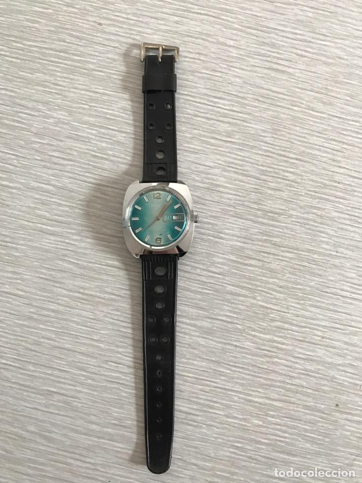 Relojes de pulsera: Reloj Aseikon. Funciona - Foto 3 - 77406415