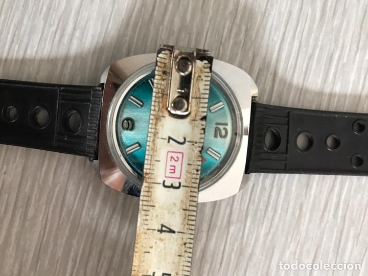 Relojes de pulsera: Reloj Aseikon. Funciona - Foto 5 - 77406415
