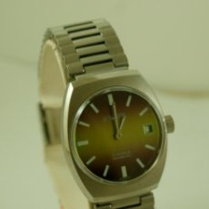 Relojes de pulsera: DUWARD MECANICO NOS FUNCIONANDO CON PEGATINAS. Lote 120192082