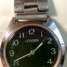 Relojes de pulsera: ANTIGUO CITIZEN A CUERDA MANUAL. AÑOS 60. 35 MM. FUNCIONANDO BIEN. DESCRIPCION Y FOTOS,.. Lote 30055399