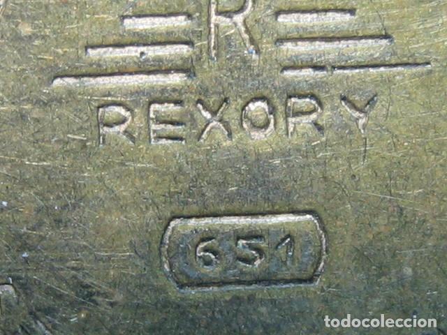 Relojes de pulsera: Antiguo Reloj Rexory 651. No funciona - Foto 6 - 79037693