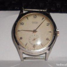 Relojes de pulsera: ANTIGUO RELOJ CARTEL SWISS MADE 15 RUBIS . Lote 79156285