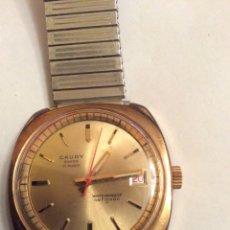 Relojes de pulsera: RELOJ DE PULSERA,DE CARGA MANUAL. Lote 79383026
