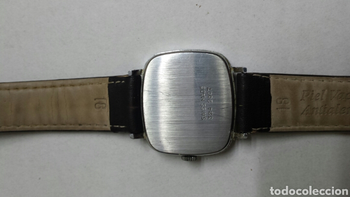 Relojes de pulsera: Reloj Antiguo de cuerda Rotary Swiss Made funcionando - Foto 2 - 79673523
