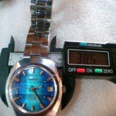 Relojes de pulsera: RELOJ DE CARGA MANUAL, RANKO 17 JEWELS SWISS MADE CON FECHA. Lote 79815966