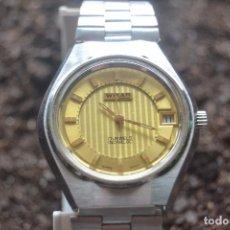 Relojes de pulsera: RELOJ WIKAR 17 JEWELS INCABLOK. Lote 79897401