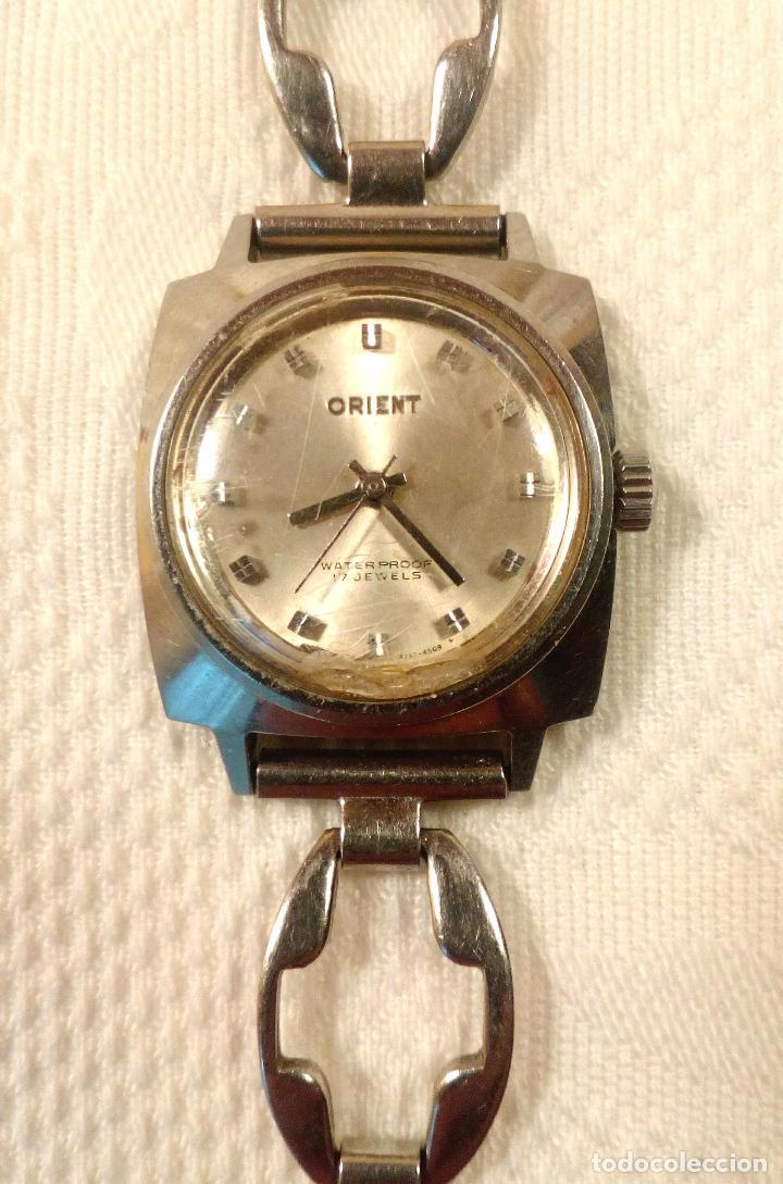 cc84b7580354 Relojes de pulsera  RELOJ ORIENT VINTAGE 17 JEWELS - FUNCIONANDO. - Foto 2 -
