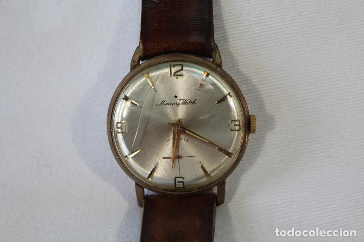reloj antiguo mercury watch swiss made de carga - Comprar Relojes ... a3b542232e92