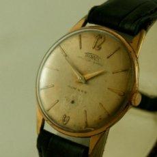 Relojes de pulsera: TECHNOS MASTER SHOCK MECANICO CLASICO . Lote 80869015