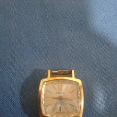 Relojes de pulsera: PEQUEÑO Y RARO RELOJ ANTIGUO LAKEN 17 RUBIS ANTIMAGNETIC.SUIZO. Lote 81148527