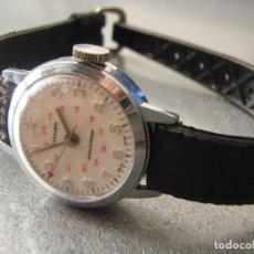 Relojes de pulsera: CIMIER CUERDA MANUAL DE STOCK 1960 CON TROPIC P244A. Lote 81631936
