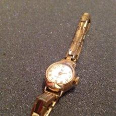 Relojes de pulsera: RELOJ LIP DAUPHINE .MUJER BAÑADO ORO. 40'S. Lote 147989021